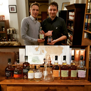 Whisky Podcast #02: Interview Steven Shand (Brand Manager Wemyss/Kingsbarns)