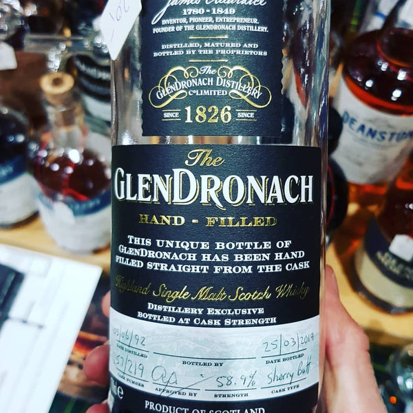 Glendronach Single Cask