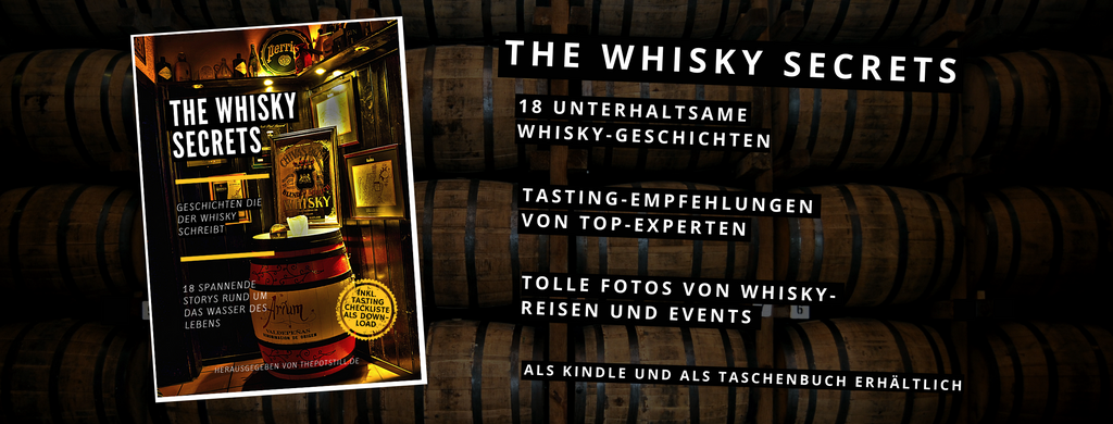 The Whisky Secrets Kindle