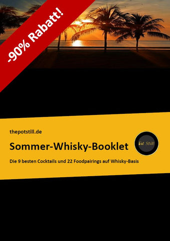E-Book: Sommer-Whisky-Booklet - The Pot Still