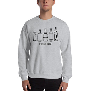 Whiskylover - Bottles (grey/black) - The Pot Still