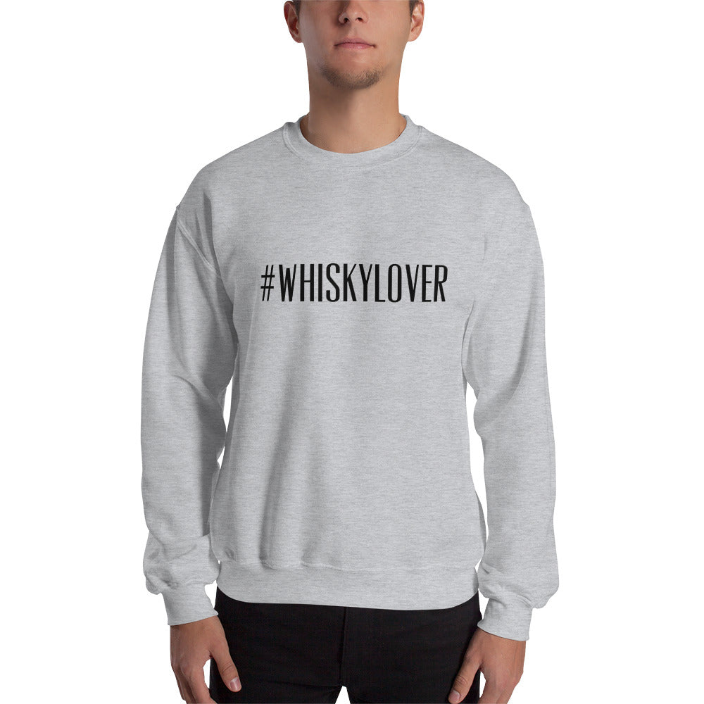 Whiskylover - Hashtag (grey/black)