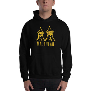 Malthead (black/gold) - The Pot Still
