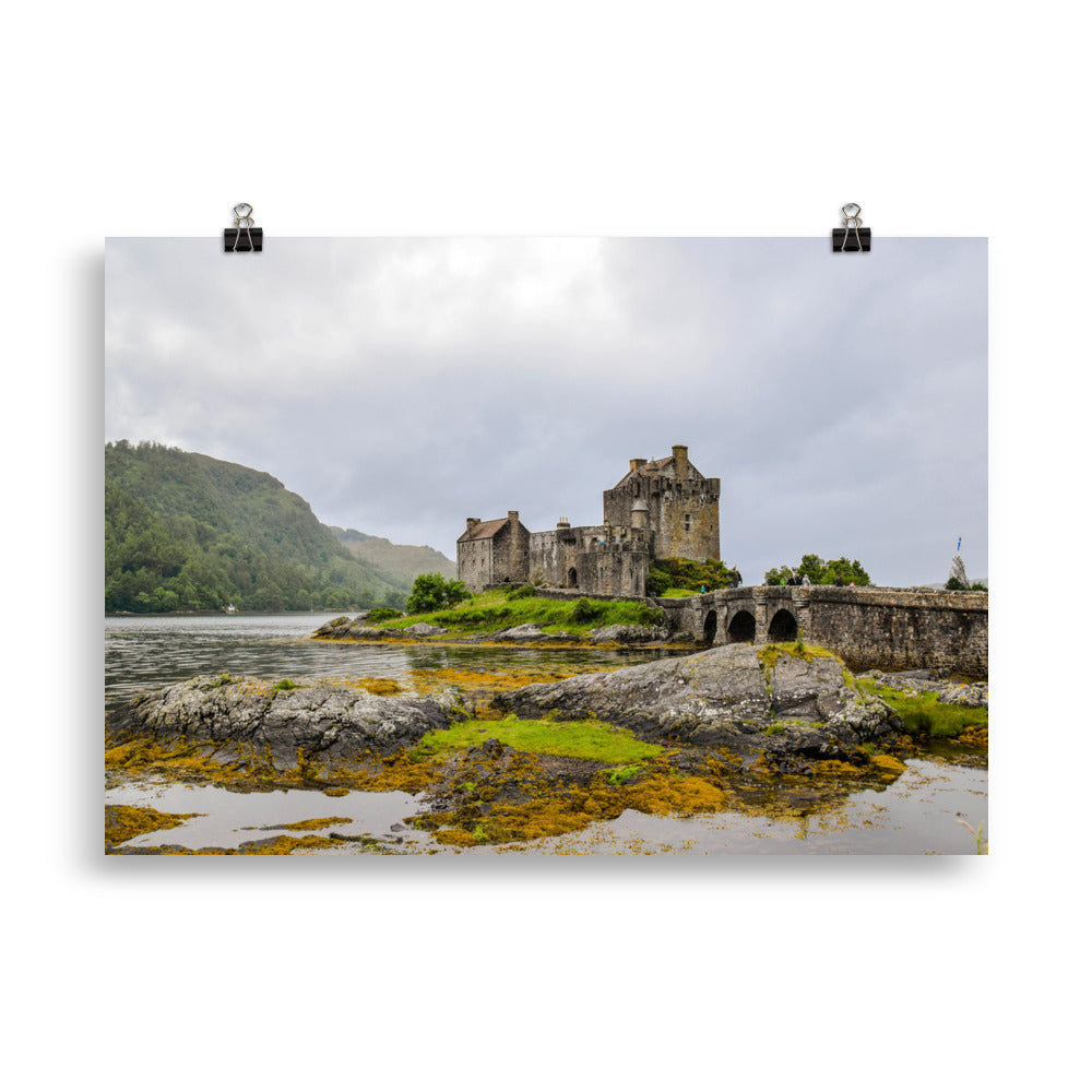 Poster: Schottland Castle - The Pot Still