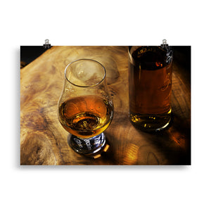 Poster: Whisky Glas - The Pot Still