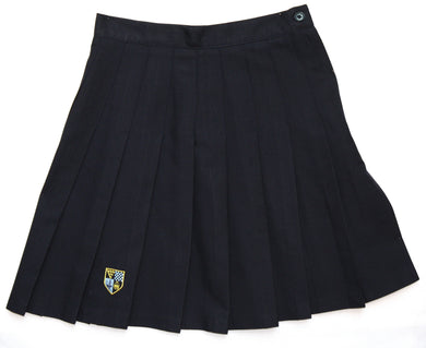 Claverham Girls Pleated Skirt 18