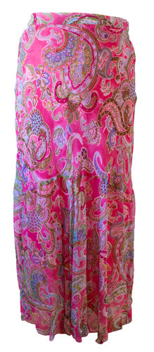 Romantic Paisley Skirt