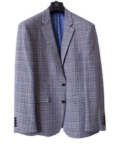 Calais Prince of Wales Check Jacket