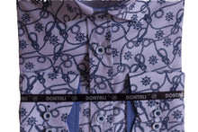 Load image into Gallery viewer, Dontali Nautical Long Sleeve Shirt