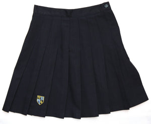 "Claverham Girls Pleated Skirt 20"" / 50cm"