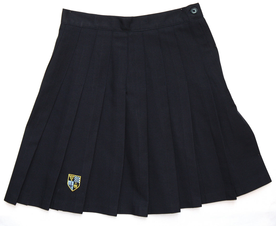 Claverham Girls Pleated Skirt 20