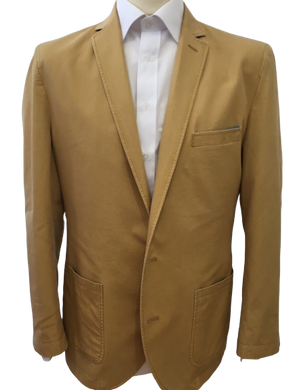 Chirk Semi Structured Jacket