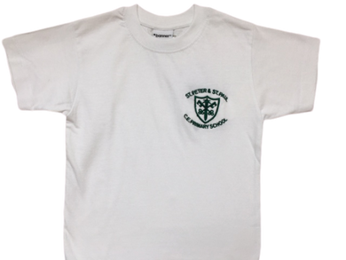 St.Peter & Paul PE T Shirt