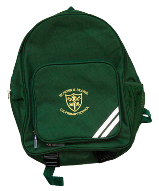 St. Peter & Paul Infant Backpack