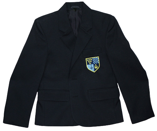 Claverham Girls Refined Blazer - With Flap Pockets