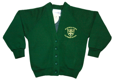 St.Peter & Paul Cardigan