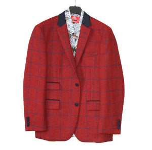 Mazelli Overcheck Jacket