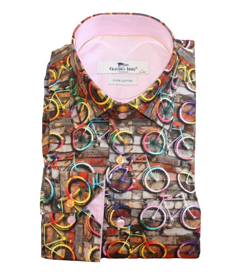 Claudio Lugli Bicycles Shirt