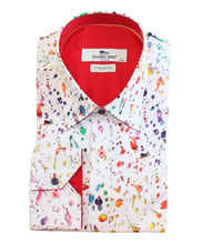 Load image into Gallery viewer, Claudio Lugli Splatter Paint Shirt
