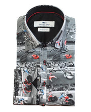 Load image into Gallery viewer, Claudio Lugli Motorbike Racing Shirt
