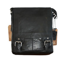 Load image into Gallery viewer, Ashwood 'Crumble' Leather Messenger Bag