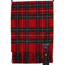Load image into Gallery viewer, Failsworth Tartan Lambswool Scarf