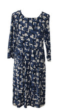 Load image into Gallery viewer, Adini Ashleen Dress- Chequerboard Print
