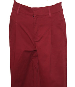 Thought Keri Wide Leg Twill Trousers
