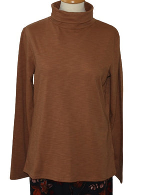 Thought Claudia Roll Neck Top