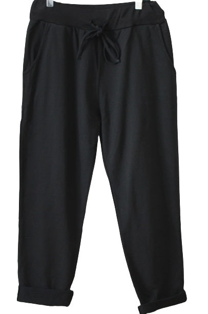 LV Plain Jogging Trousers/Sweatpants
