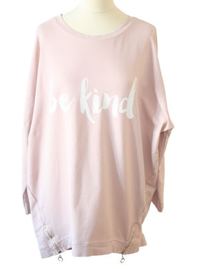 LV Be Kind Script Sweatshirt
