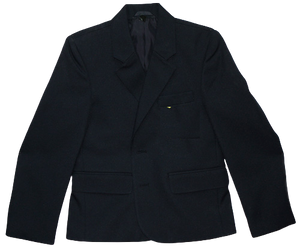 Claverham Boys Refined Blazer- With Flap Pockets