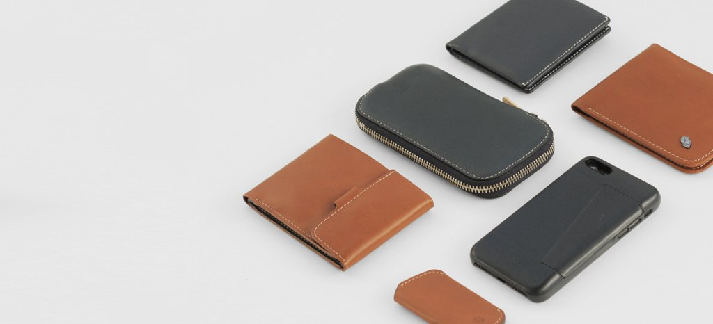 9070126d09ef The team at Bellroy established their line of leather wallets in 2010 after  endeavouring to design an alternative to ...