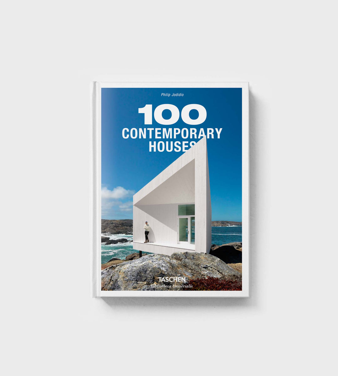 100 Contemporary Houses Bibliotheco Universalis | by Phillip Jodidio