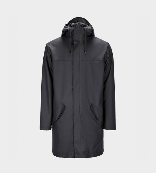 Rains Alpine Thermal Jacket | Black