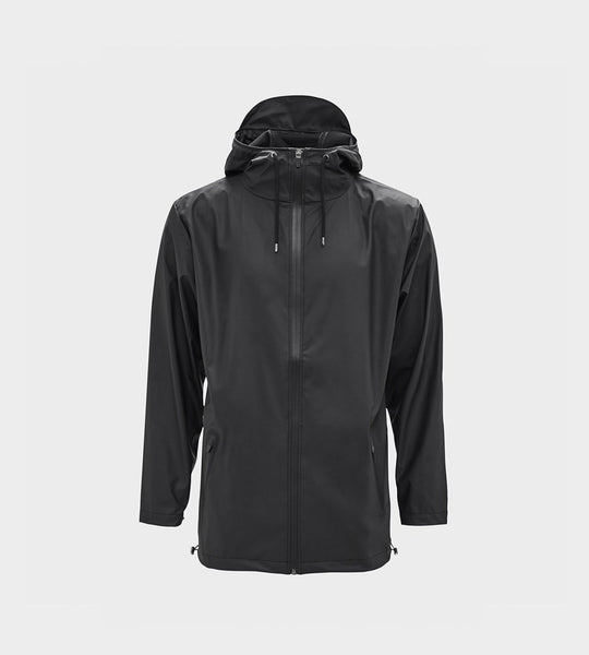 Rains Breaker Jacket | Black