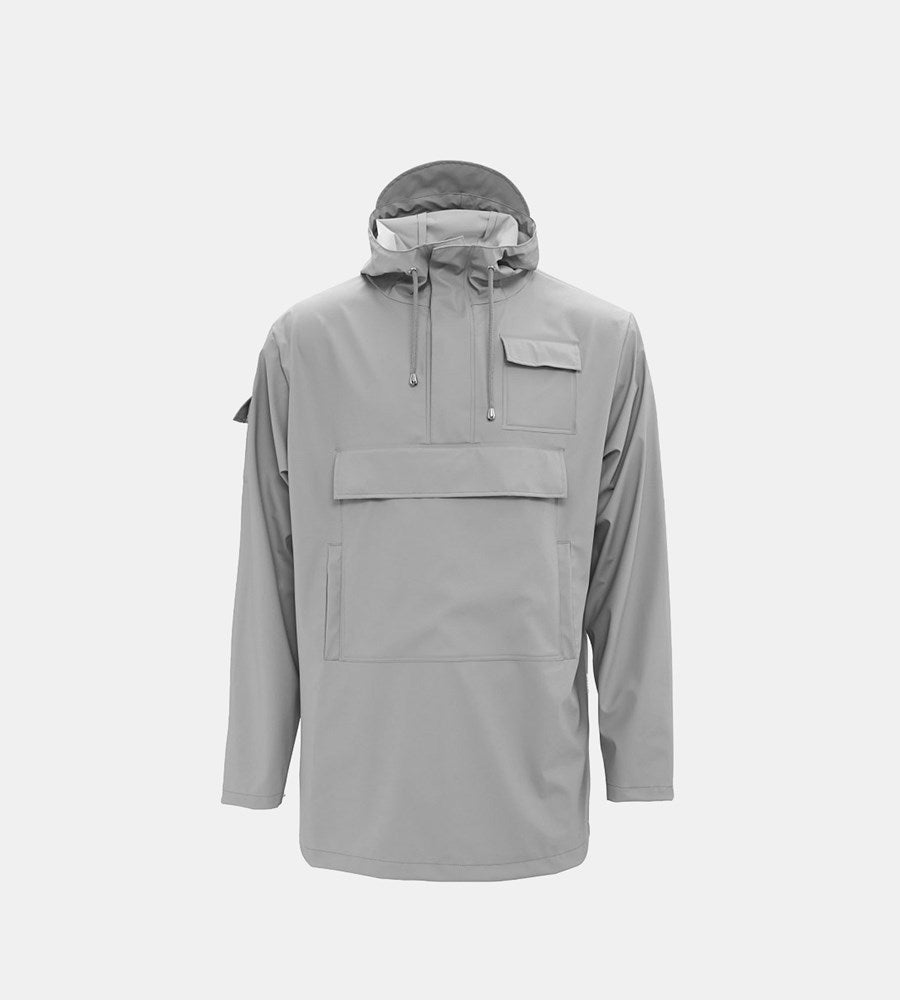 Rains Camp Anorak | Stone
