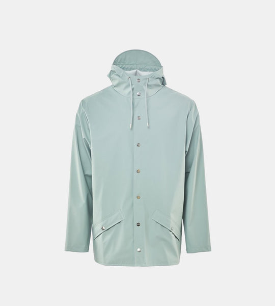 Rains Jacket | Dusty Mint