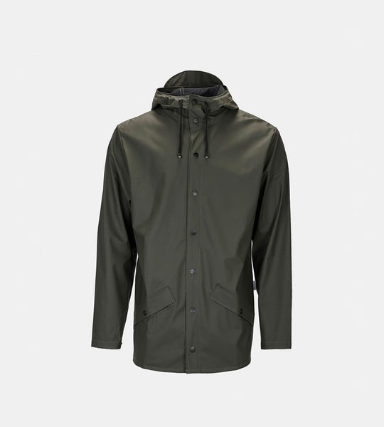 Rains Jacket | Green