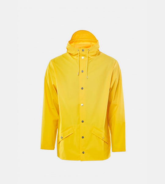 Rains Jacket | Yellow