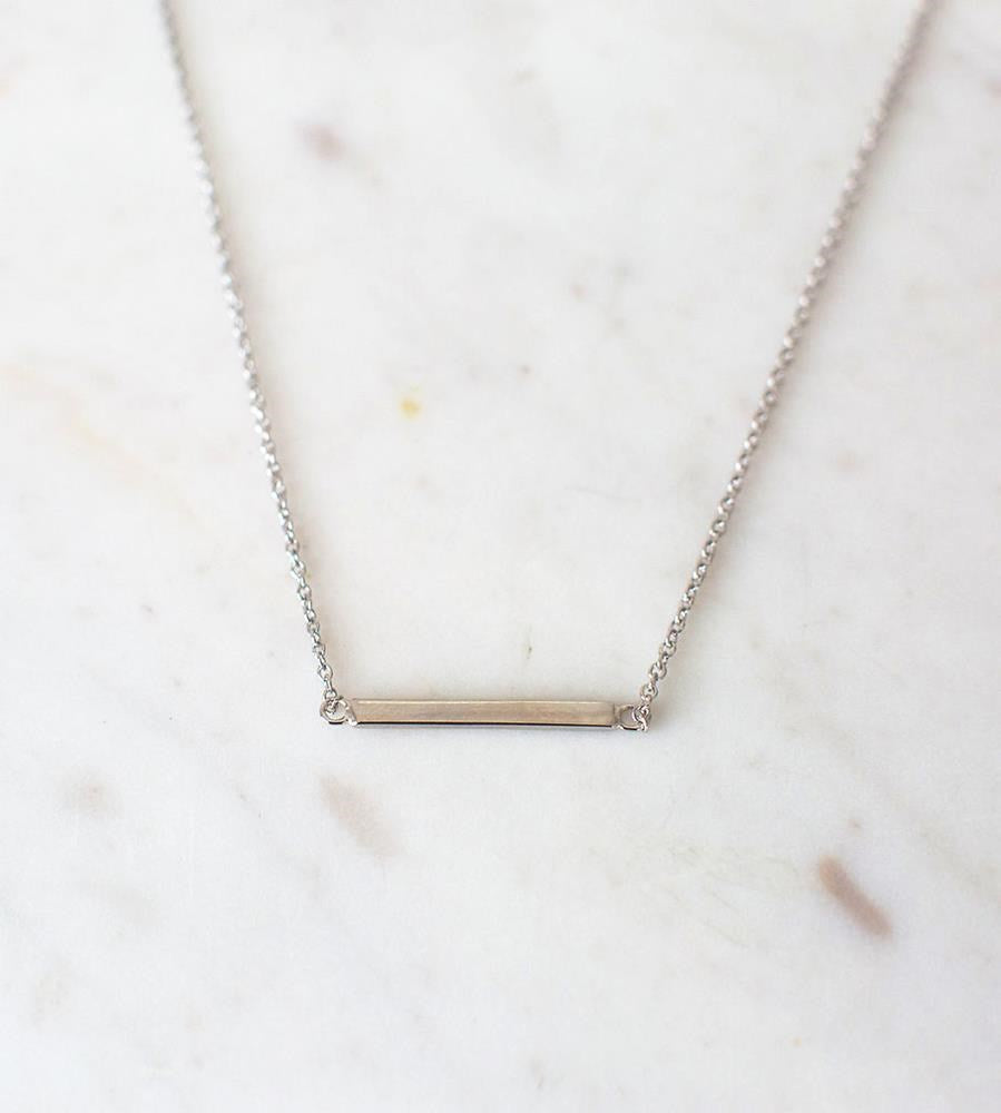 Sophie | Mini Bar Necklace