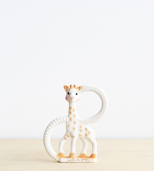 Sophie the Giraffe | Teething Ring Gift Box
