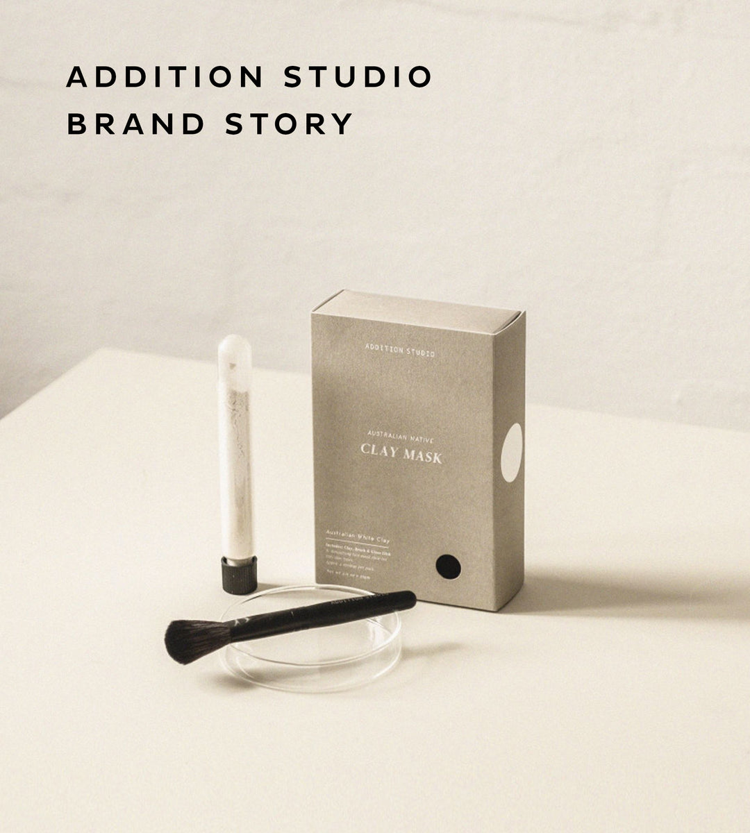 Addition Studio Brand Story