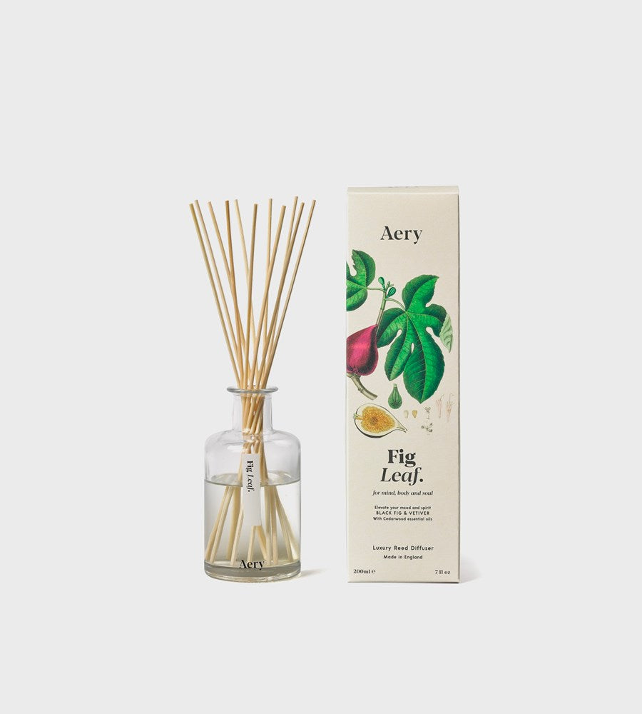Aery | Botanical Reed Diffuser | Fig Leaf