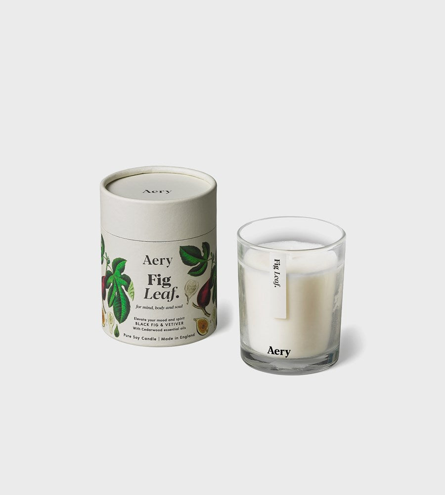 Aery | Botanical Soy Candle | Fig Leaf