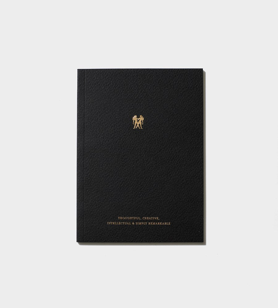 An Organised Life Zodiac Notebook