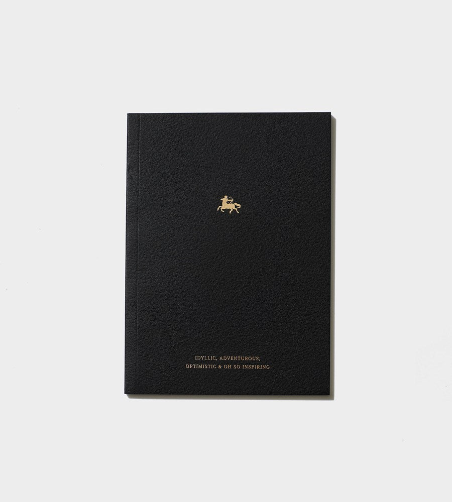 An Organised Life | Zodiac Notebook