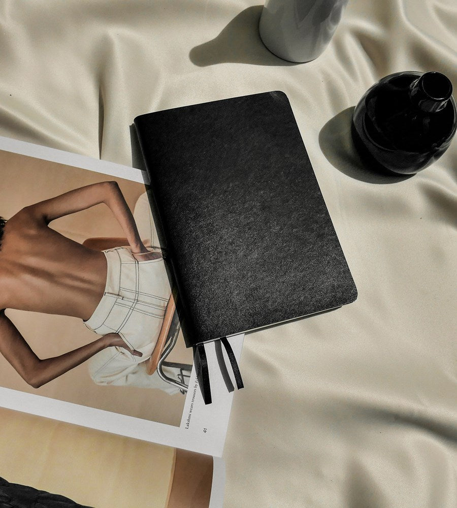 An Organised Life | Leather Notebook