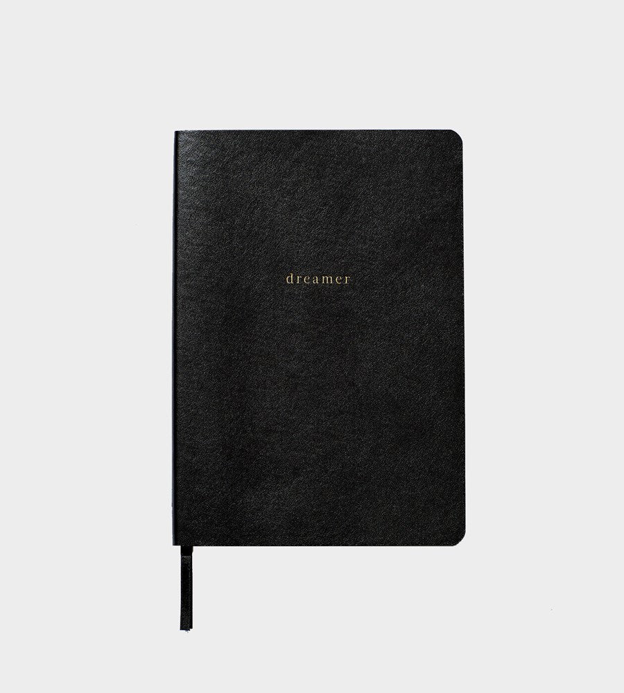An Organised Life | Dreamer Leather Notebook