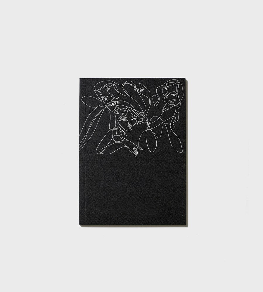 An Organised Life x Elissa Barber | Limited Edition Lined Paper Notebook